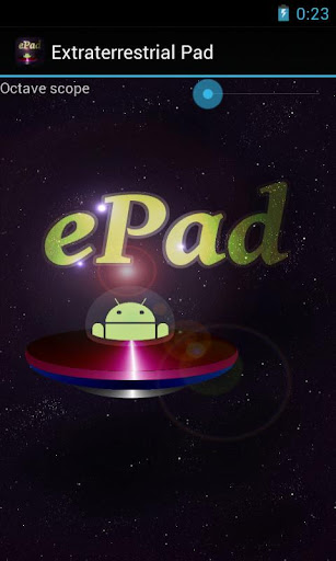 Extraterrestrial Pad