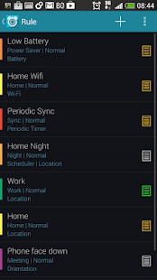 Profile Scheduler- screenshot thumbnail