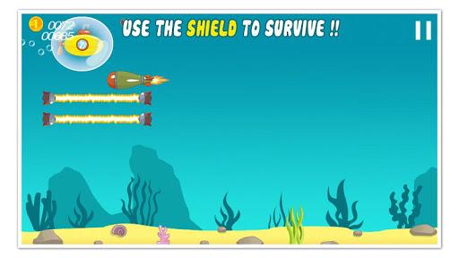 Sonic Run Submarine
