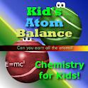 Kid's Atom Balance HD logo