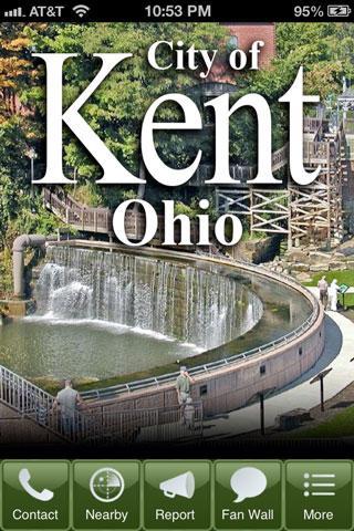City of Kent Ohio
