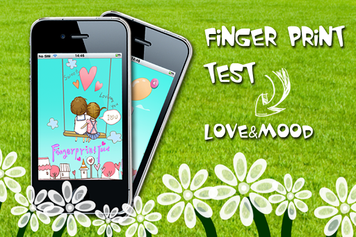 Love Mood Finger Scan