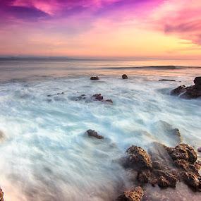 long exposure by IDewa ZesmaerthaPrabawatma - Landscapes Sunsets & Sunrises