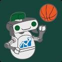 MSU Football & Basketball logo