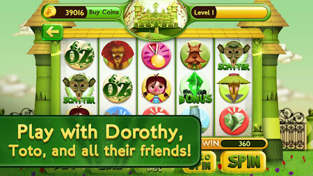 Slots Wizard of Oz 1.0.9 screenshot 38145
