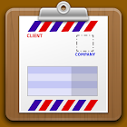 Work Invoice icon