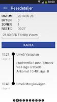 Screenshot of Ultra vill mer