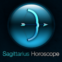 Sagittarius Horoscope logo