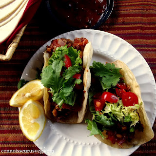 Quinoa Lentil Tacos Recipe