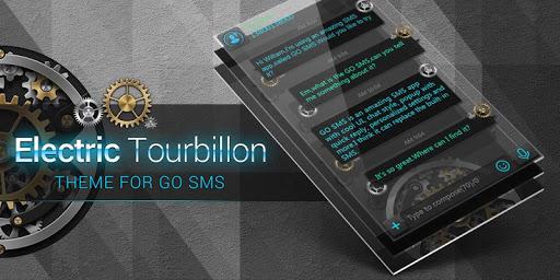 GO SMS ELECTRIC TOURBILLION