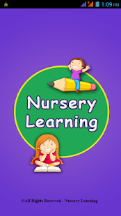 Nursery Learning screenshot