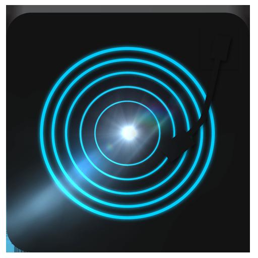 Music Strobe Light LOGO-APP點子