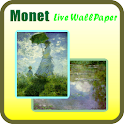 Monet Live Wallpaper logo