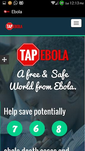 Tap Ebola