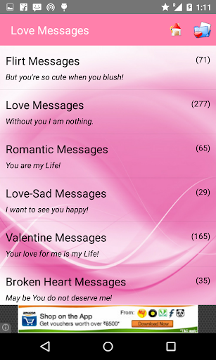 Love Friendship Messages