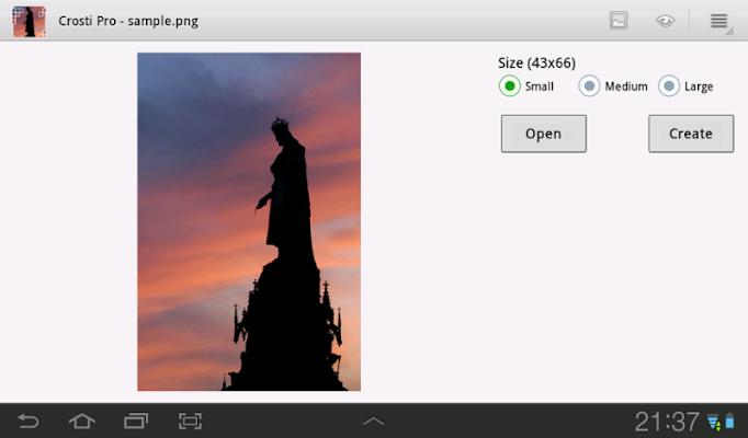 Crosti - screenshot