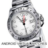 ANDROID VIRTUAL WATCH -- ROLEX