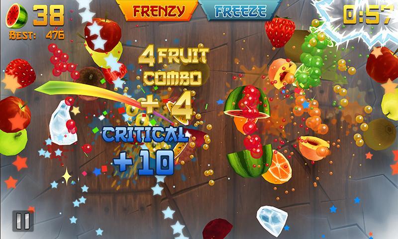 Fruit Ninja Free- screenshot