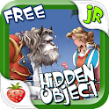 Hidden Jr Beauty & Beast FREE icon