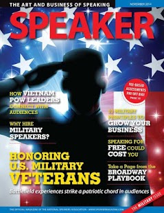 SPEAKER Magazine (NSA)- screenshot thumbnail