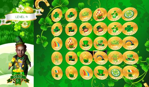 Green Lucky : Juego de memoria