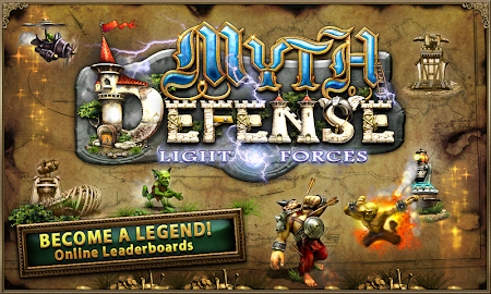 Myth Defense LF free Screenshot 10
