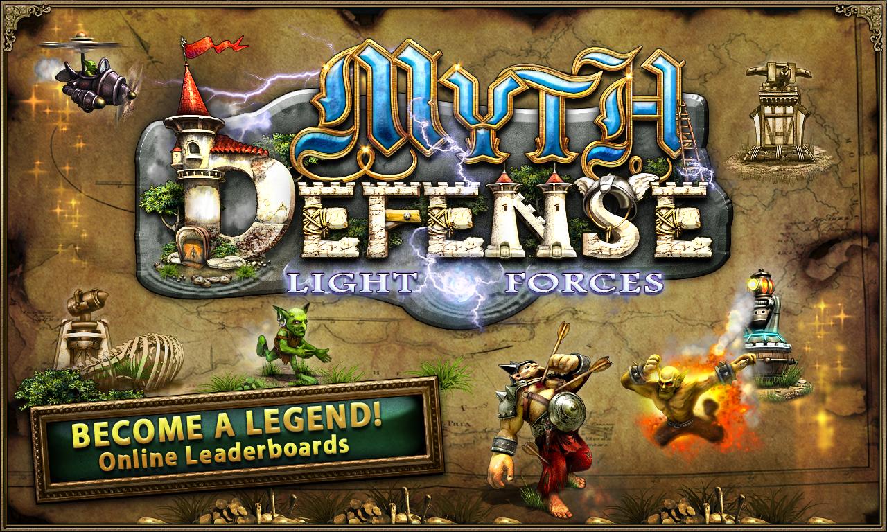 Myth Defense LF free - screenshot