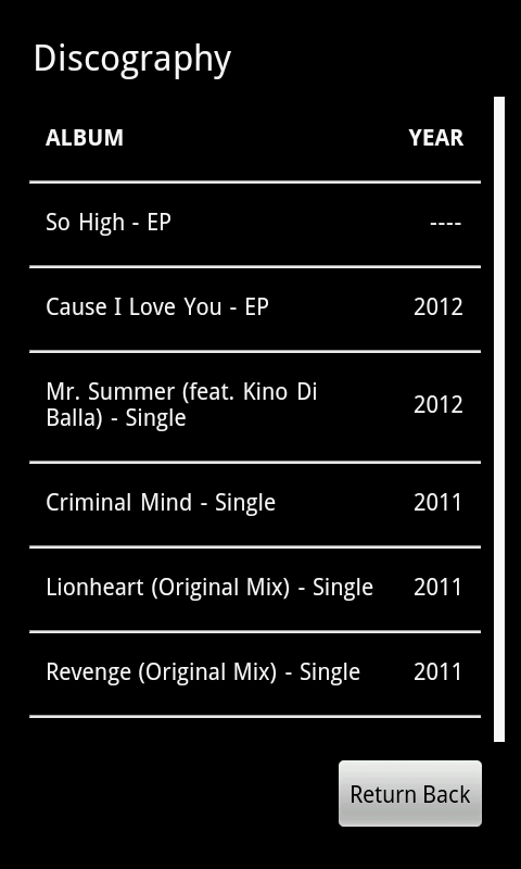DJ Gi- screenshot