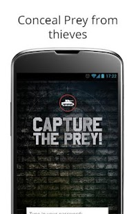 Prey Anti Theft - screenshot thumbnail