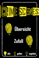 Screenshot of Crime Scenes Pro