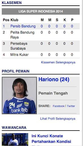 Persib Bandung News