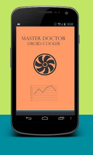 硕士博士Droid的散热器
