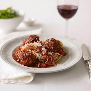 Bertolli Spaghetti & Meatballs