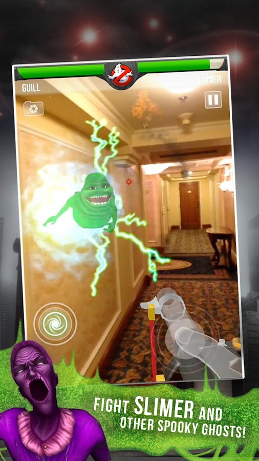 Ghostbusters: Paranormal Blast - screenshot