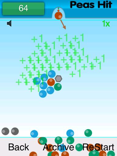 玩休閒App|Peas Hit免費|APP試玩