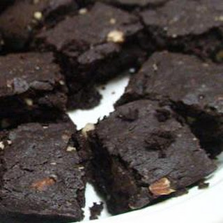 Triple Chocolate Tofu Brownies
