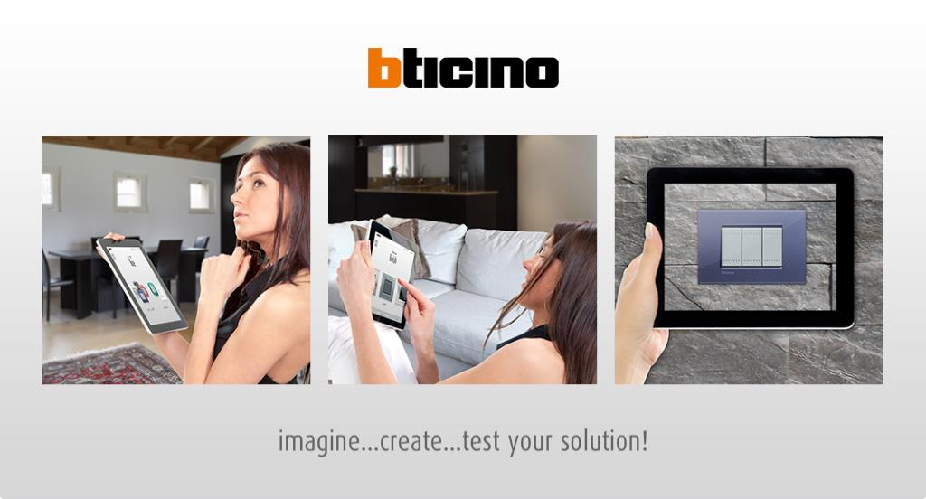 BTicino Wiring Devices- screenshot
