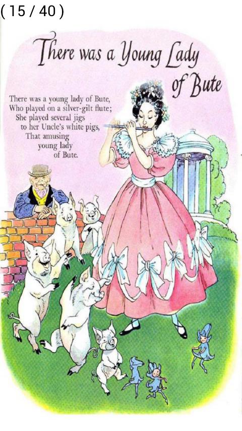 Nursery Poems Famous Rhymes Screenshot