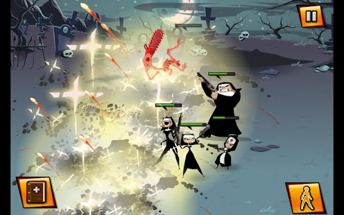 Nun Attack- screenshot thumbnail