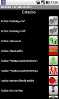 Screenshot of Mobotix Remote Control