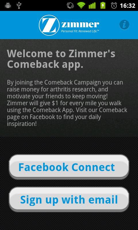Zimmer Comeback- screenshot