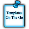Templates On The Go icon