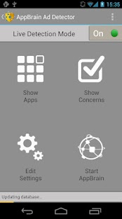 AppBrain Ad Detector: miniatura de captura de pantalla