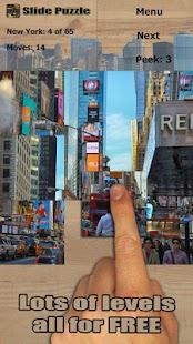New York: slide puzzle - náhled