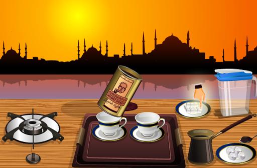 กาแฟ - เกมทำอาหาร