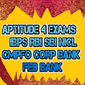 Aptitude 4 Exams