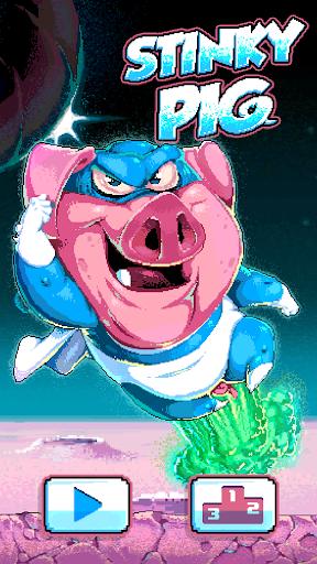 【免費休閒App】Stinky Pig-APP點子