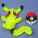 Rainbow Loom Charms icon