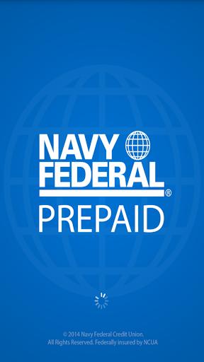 Navy Federal Prepaid