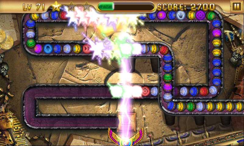 Egypt Legend: Temple of Anubis- screenshot